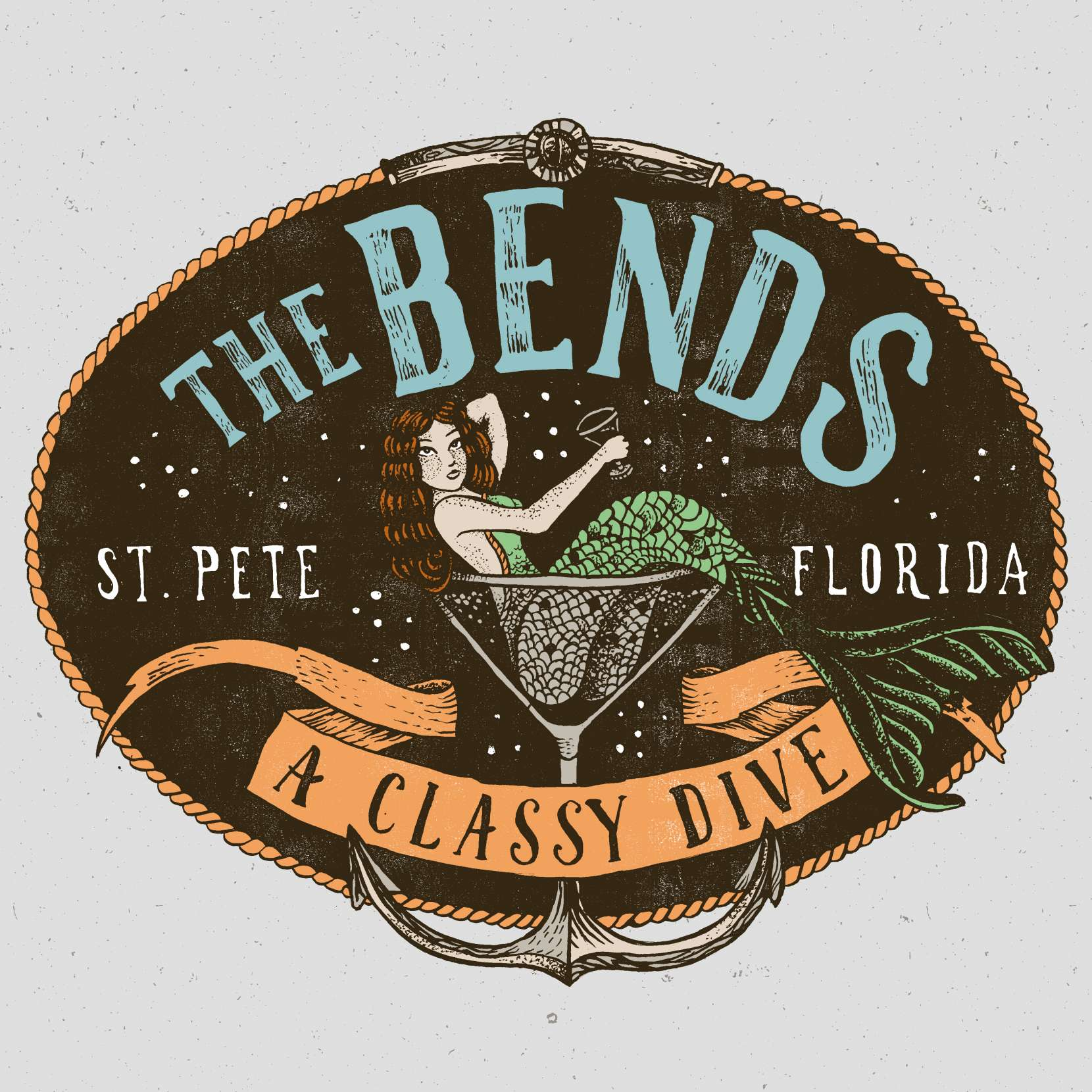 THE BENDS, ST. PETERSBURG FL