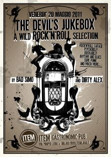 The Devil\'s Jukebox at Item