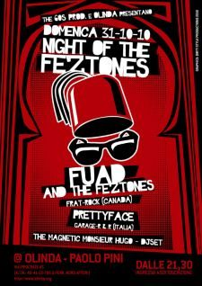 Nigh of the Feztones