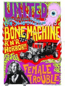 Bone Machine R\'n\'R Horror