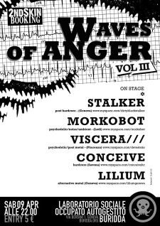 Waves of Anger vol3