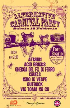 Alternative Carnival Party