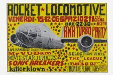 Rocket Lokomotive