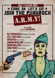 Join The PunkRock A.R.M.Y!