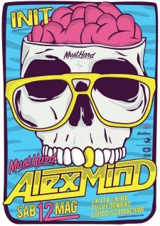 12/05 ALEX MIND @ Init Club [MUSTHARD CLOSING PARTY]