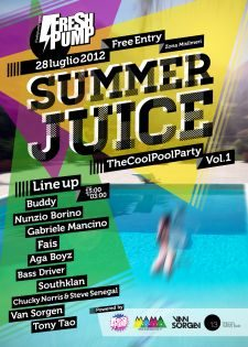 Summer Juice/The CoolPoolParty Vol.1