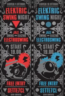 _ELEKTRIC SWING NIGHT VOL1/2_