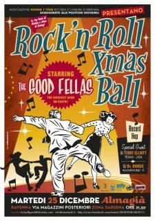 Rock And Roll Xmas Ball