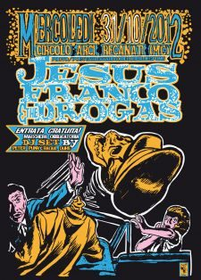 jesus franco and the drogas @arci recanati