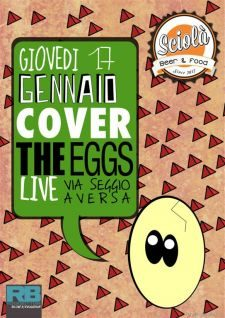 cover the eggs