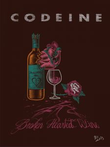 Codeine - Broken Hearted Wine