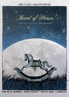 Band Of Horses - Paris