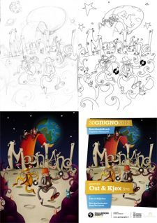 MOONLAND in collaborazione con Antonio DE SUMMA