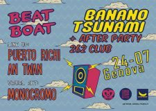 Beat Boat (fronte)