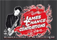 jame chance & les Contortions