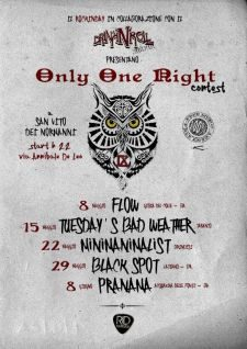 Only One Night - Contest