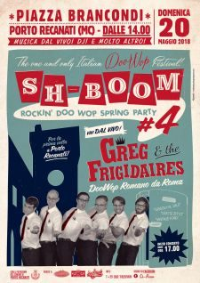 Sh-Boom 4 - Greg and the Frigidaires