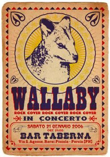 Wallaby live @ Taberna