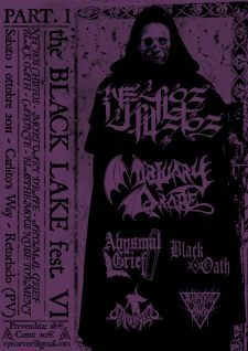 The BLACK LAKE fest. VI - Part I
