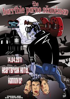 HPS @ Heartbreak Hotel, Hannover