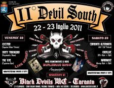 II° Devil South