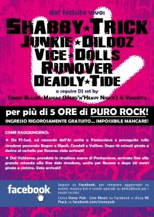 FUCK YOU WE ROCK FESTIVAL -retro-