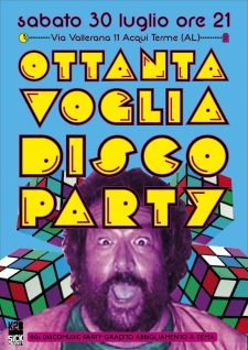 80 voglia Disco Party