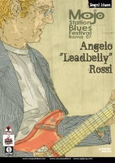 Angelo \'Leadbelly\' Rossi
