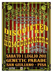 Live at Genetic Parade