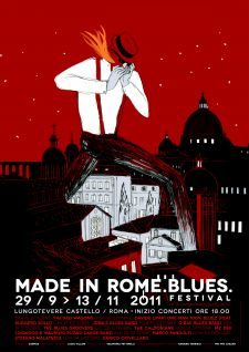 MADE IN ROME BLUES FESTIVAL