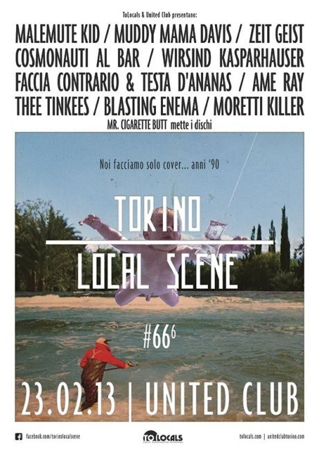 Torino Local Scene Act 66