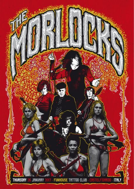 The Morlocks @ Funhouse Tattoo Club