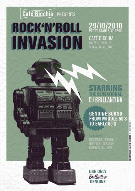 Rock'N'Roll Invasion