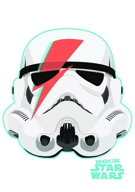 ROCKSTAR WARS Trooper Bowie